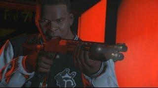 GTA 5 - Franklin Character Trailer
