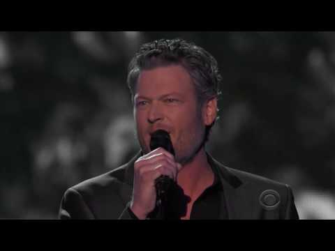 Blake Shelton - Came Here To Forget (ACM Awards 2016)