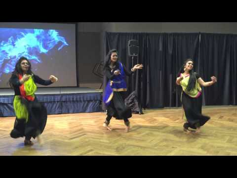 Semi-classical Indian Dance Performance video