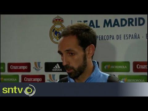 Juan Fran: We need to play well at the Calderon
