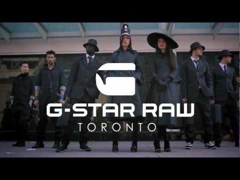 G-Star RAW Toronto Store – Opening