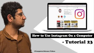 How to Use Instagram on a Computer (GRIDS Application) - Download Your Video | Tutorial 23