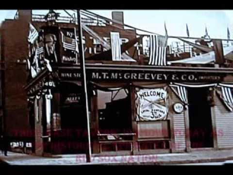 """Tessie"" 'Nuf Ced McGreevy...the origin of the Red Sox Nation anthem...the greatest song ever played at a major league ball park!!!!!!! Thanks to M.T. McGreevey, Dropkick Murphys and the Boston..."