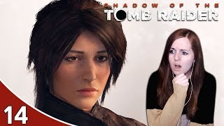 WHAT A FINALE!! | Shadow Of The Tomb Raider Ending Gameplay Walkthrough Part 14