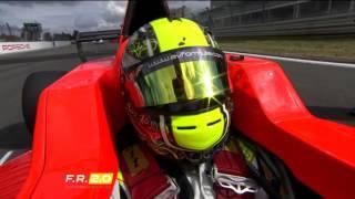 Формула Рено, Нюрбургринг : Тиафо Ф.