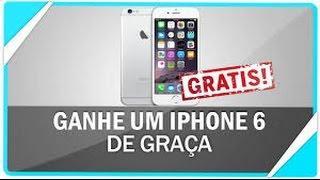 Como Ganhar IPhone  6 Plus/Grátis