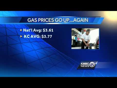 Gas prices spiking in the metro
