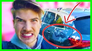 I CRASHED MY BOYFRIENDS CAR!
