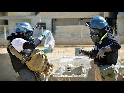 OPCW: chemical weapons factories destroyed in Syria