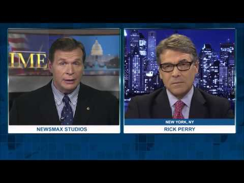 Newsmax Prime | Rick Perry discusses the SC shooting, the border, and gun control