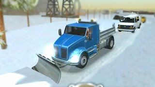 Extreme Trucks Simulator Update - Snow Plow