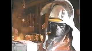 Big Stuff Featuring Steel on location at U.S. Steel Gary Works