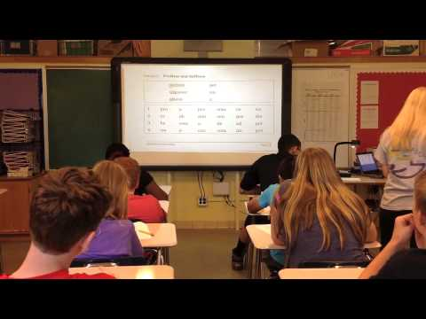 Rewards Lesson 4--Whitehorse Middle School