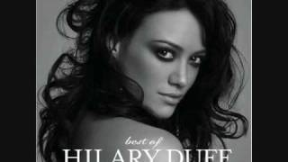 Watch Hilary Duff Holiday video