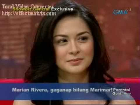 Marimar Audition: Marian Rivera