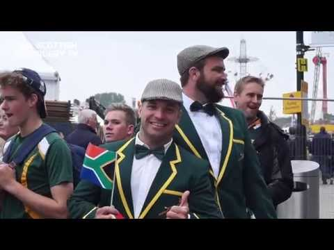 20:15 Scotland's World Cup - Post South Africa