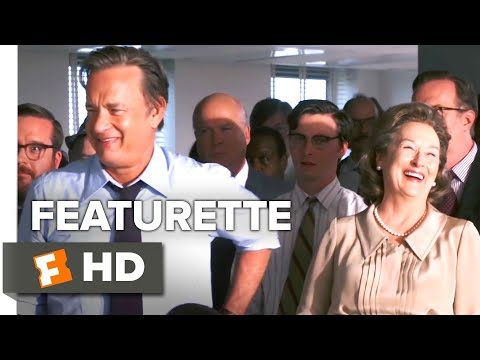 The Post Featurette - Meryl Streep Talks About Tom Hanks (2018) | Movieclips Coming Soon