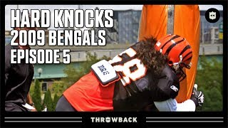 Fighting For Roster Spots in Final Week of Camp! | 2009 Bengals Hard Knocks Episode 5
