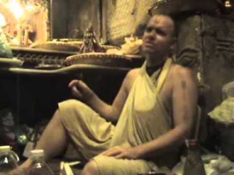 Aindra Prabhu - Gaura Gadadhara Maha Mantra Interpretation video