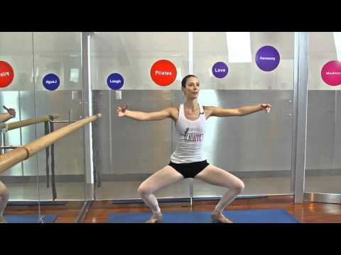How to Relax Your Upper Thigh in a Leg Extension : Dance & Ballet Conditioning Image 1