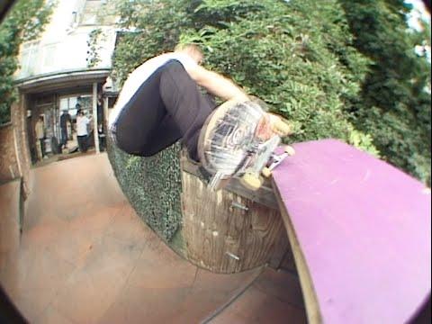 Tidy Mike Bristol Skate Crates - Episode 3 - 5050 mini ramp