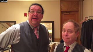 "Penn & Teller Call Atheists to ""Come Out"""