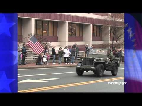 Veterans Day Invitation 2010