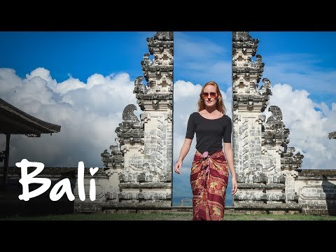 HEAVENS GATE & WHITE SAND BEACH ★ Bali | Indonesien ★ Vlog 41
