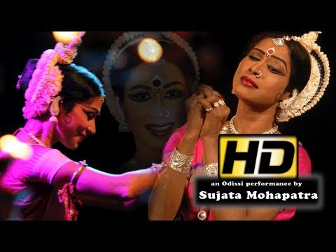 Guru Sujata Mohapatra | Odisssi Dance Performance | Indian Classical Dance video