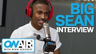 Big Sean Addresses Ariana Grande Rumors | On Air with Ryan Seacrest