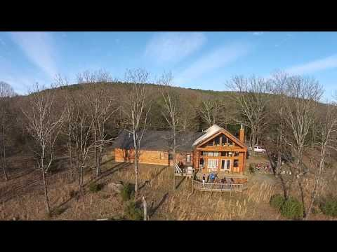 Rock Creek Ranch (The Post Lodge).   Mt. Ephram Arkansas 03-27-15