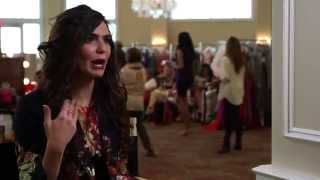Egypt - Lara Debbane [OFFICIAL MISS UNIVERSE INTERVIEW]