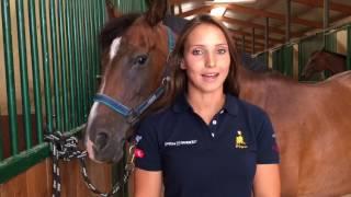 Rebecca Parisi - Horseball - Ponyadi 2017