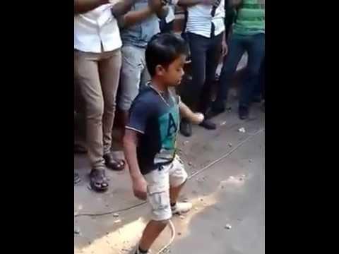 رقص اطفال شعبي thumbnail