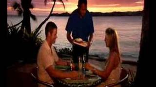 Air Pacific advert - Fiji Holiday Feeling