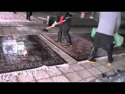 Lavaggio tappeti con acqua youtube - Lavaggio tappeti in casa ...