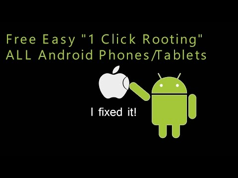 FREE EASY WAY TO ROOT ANDROID PHONES TABLETS REVIEW