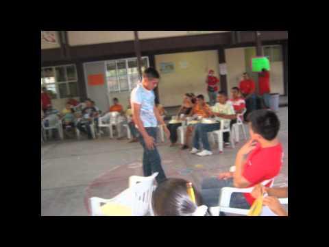 Pascua juvenil 2011 coyuca de catalan Gro. Jueves Santo 1parte.