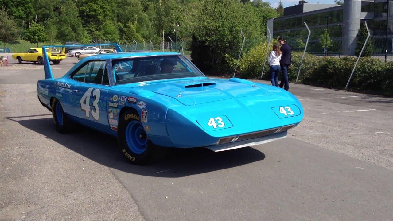 1970 Plymouth Superbird Petty Replica MOPARs At