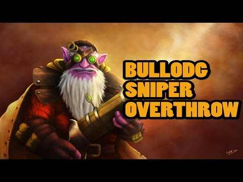 Bulldog Sniper Overthrow