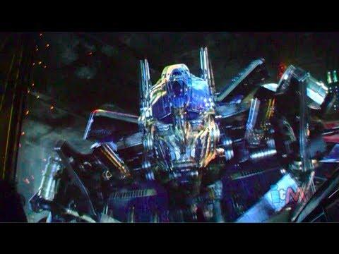 Full Transformers: The Ride 3D ride POV at Universal Orlando