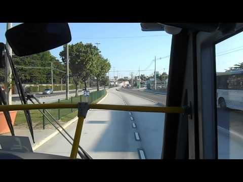 BRT TRANSCARIOCA: De Santa Efigenia (Merck) até Praça do Bandolim