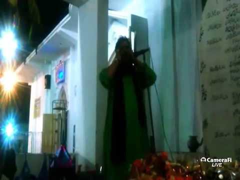 Azadari Channel's LIVE Azan Subah Ashurah | 2016  اذان صبح عاشوره میثم گوپال پوری