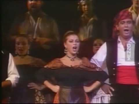 Placido Domingo sings  Jota f