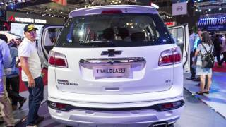 [VMS 2017] Chevrolet Trailblazer 2017 - SUV 7 chỗ, nhiều người quan tâm, sẽ bán sớm