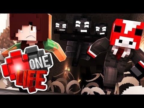 Fighting TWO Withers!! (w/Jack)   One Life #14