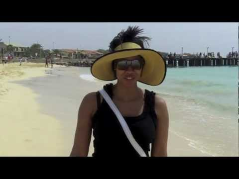 Minutes With Natalie Vlog - A Trip To The Beautiful Island Of Sal, Cape Verde