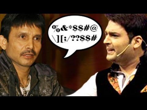 Kamaal R. Khan ABUSES & INSULTS Kapil Sharma