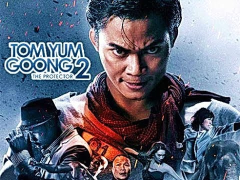 Tom Yum Goong 2 ~ The Protector 2 from Tony Jaa Trailer 241013...