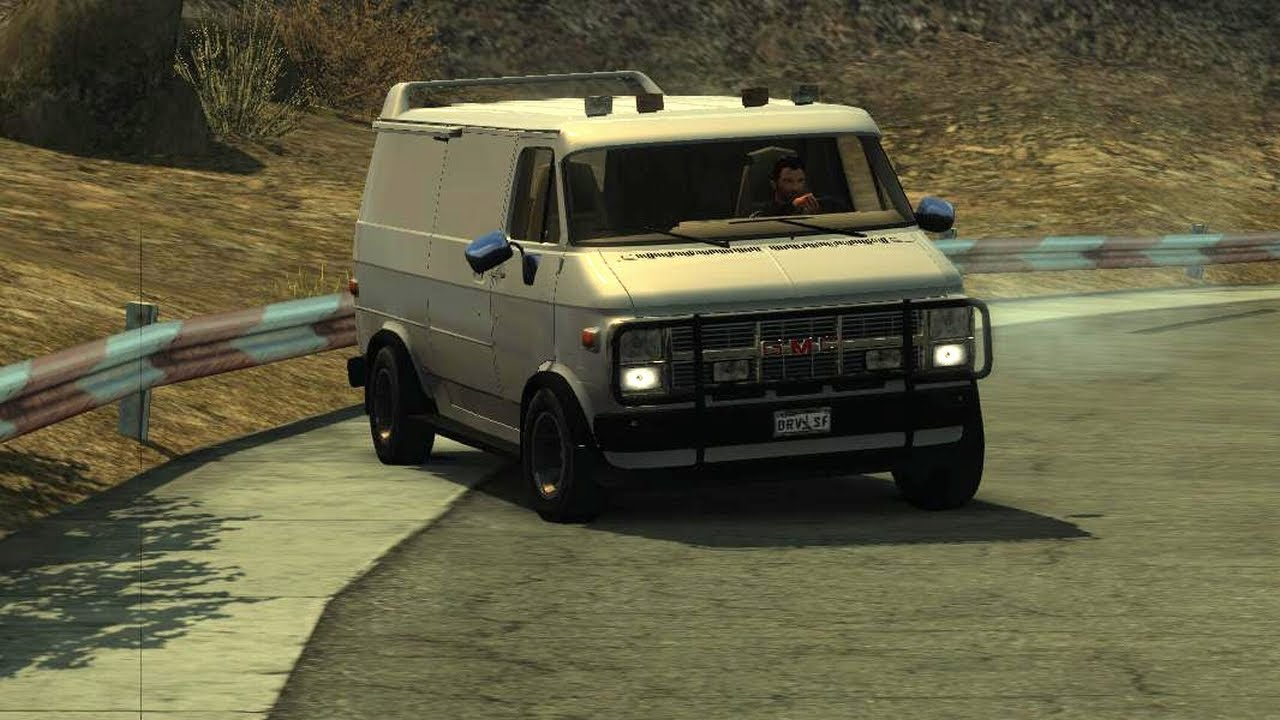 Driver San Francisco Gmc Vandura Test Drive Youtube
